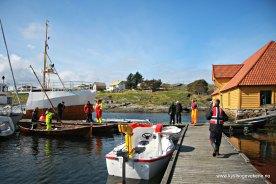 Kyststemne i Trellevik var ramma kring prisutdelinga